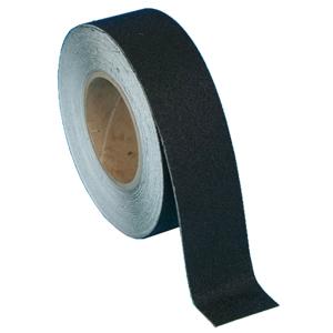 Csúszásmentes Padlójelölő-ragasztószalag Fekete 25mmx18m