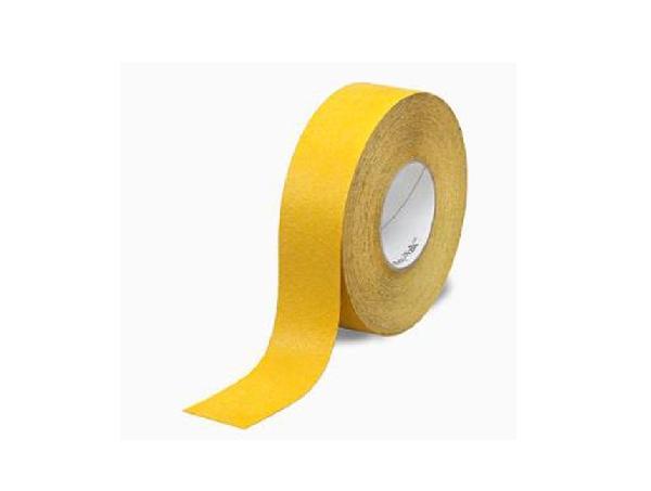 Csúszásmentes Padlójelölő-ragasztószalag Sárga 50mmx18m