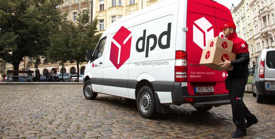 DPD partner logo